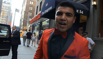 Boxer Victor Ortiz -- Mayweather Chose Berto?!? ... 'That's Embarrassing, Bro'