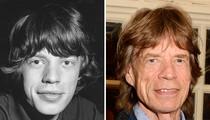 Mick Jagger: Good Genes or Good Docs?