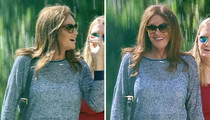 Caitlyn Jenner -- No Hiding This Smile