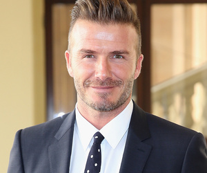 David Beckham Gets New Tattoo Tribute to Wife Victoria Beckham