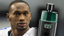 Dallas Cowboys Joseph Randle -- I'm Guilty ... Just Like the Cologne I Stole