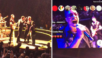 Jimmy Fallon -- Sings Lead with U2 ... Beat It Bono! (VIDEO)