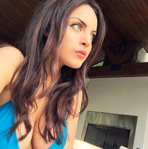 Elizabeth gillies naked | Naked body parts of celebrities