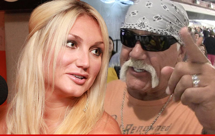brooke hogan everything to me