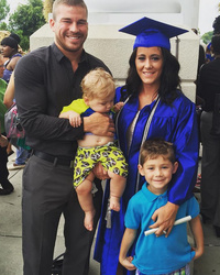 Congrats! 'Teen Mom 2' Star Jenelle Evans Graduates College