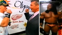 WWE Owner Vince McMahon's a Raging Hypocrite … He Hurled the N-Word, Too