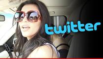 Kim Kardashian -- I Got a Great Idea for Twitter
