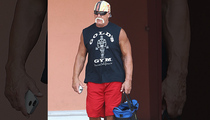 Hulk Hogan -- Blowin' Off Steam