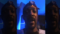 Snoop Dogg -- Arrested in Sweden ... Claims Racial Profiling (VIDEO)