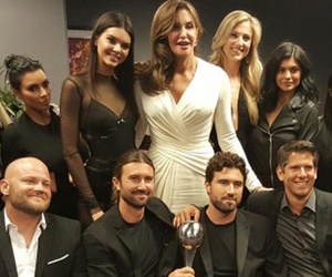 Caitlyn Jenner Worries the Kardashian Children Aren't As Accepting as They Say They Are