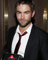 Ed Westwick Roasts 'Gossip Girl' Costar Chace Crawford at Actor's 30th Birthday Bash