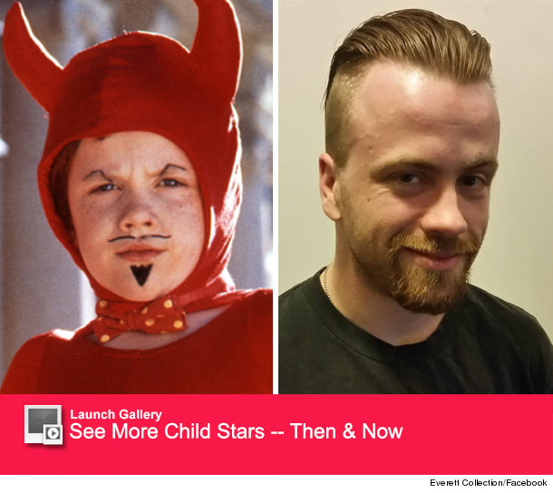 'Problem Child' Star Michael Oliver Resurfaces -- Wait'll ...