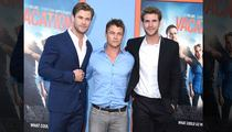 Hemsworth Brothers – Chris vs. Luke vs. Liam Who'd You Rather?