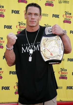 John Cena -- Through the Years