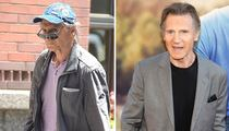Liam Neeson -- Healthy As a Horse ... Despite Sickly Photo