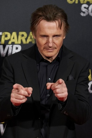 Liam Neeson -- Lookin' Good!