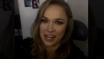 Ronda Rousey -- No 14 Second Fight This Time ... I'm Gonna Make Her Suffer!