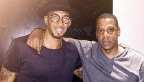 Jay Z -- Signs Huge Soccer Star ... I'm Global Now, Bitches