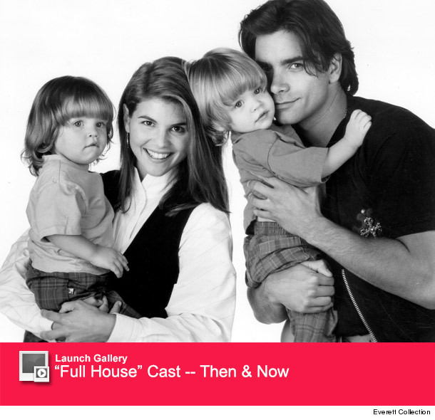 "The Twins Are Returning to ""Full House"" -- See B-Day ..."