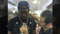 NFL's Von Miller -- Blingin' In The New Season ... $220k Jewelry Run