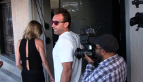 Erin Andrews and Jarret Stoll -- Date Night Out ... With Every Paparazzi Who Ever Lived
