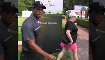 Tiger Woods -- Fine, I'll Watch 'How Stella Got Her Groove Back'