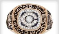 William 'Refrigerator' Perry -- Super Bowl Ring Sells ... For $203k!!!!