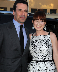 Ellie Kemper Recalls Taking Jon Hamm's High School Drama Class: 'He Was Not Ugly!'