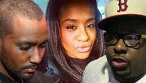 Nick Gordon -- Begs Bobby Brown ... Let Me Mourn at Bobbi Kristina's Funeral