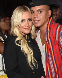 Ashlee Simpson and Hubby Evan Ross Reveal Baby Girl's Name