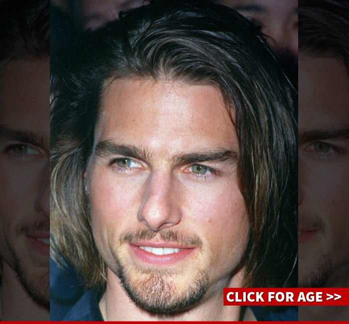 Tom Cruise Through The... Tom Cruise Age