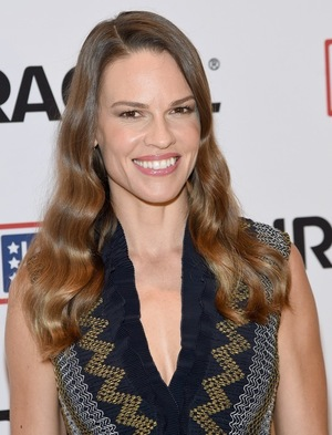 Hilary Swank -- Through the Years