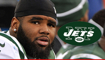 NY Jets Players -- Slam Sheldon Richardson ... 'Fire His Ass!!'