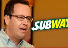 Jared Fogle -- FBI Reportedly Have Texts Bragging About Sex With 16-Year-Old