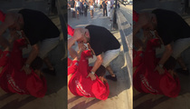 Venice Beach Lifeguard -- Attacked in CRAZY Video