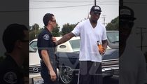 Dennis Rodman -- Reeks of Booze at Car Wash ... Cops Calle