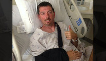 'Street Outlaws' Daddy Dave -- My Memory Kept Crashing ... In The Hospital