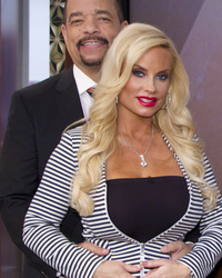 Ice-T and Coco Reveal Baby's Gender -- and Unique Name They've Already Selected!