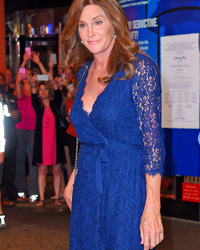 Caitlyn Jenner Slips Into Swimsuit, Questions Whether She's Interested In Dating Men Now