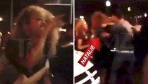 'Bad Girls Club' Natalie Nunn -- Huge Street Brawl ... That's My Uber!!
