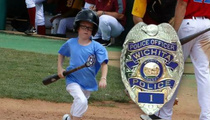 Bat Boy Death -- Wichita Police Clear Player in Homicide Investigation
