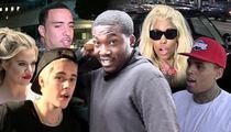 Meek Mill -- Justin, Khloe, Nicki, Chris Dragged Into Lawsuit