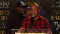 Floyd Mayweather Jr. -- Somebody Better Habla Espanol in Here!! (VIDEO)