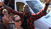 Tyrese -- Protests at iHeartRadio ... Cited By Cops (VIDEO)