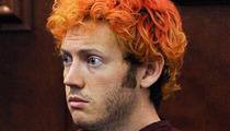 James Holmes -- Colorado Theater Shooter Gets Life in Prison