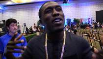 Andre Berto -- Mayweather Can Have Stallone, I've Got Matt McConaughey in My Corner! (VIDEO)