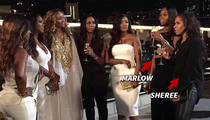 Real Housewives of ATL -- Goodbye NeNe ... Hello (Again) Sheree