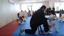 Cutest Karate Kid EVER Slayin' the Game