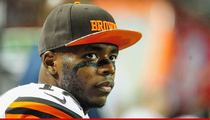 Josh Gordon -- No NEW DUI ... On Track for NFL Comeback