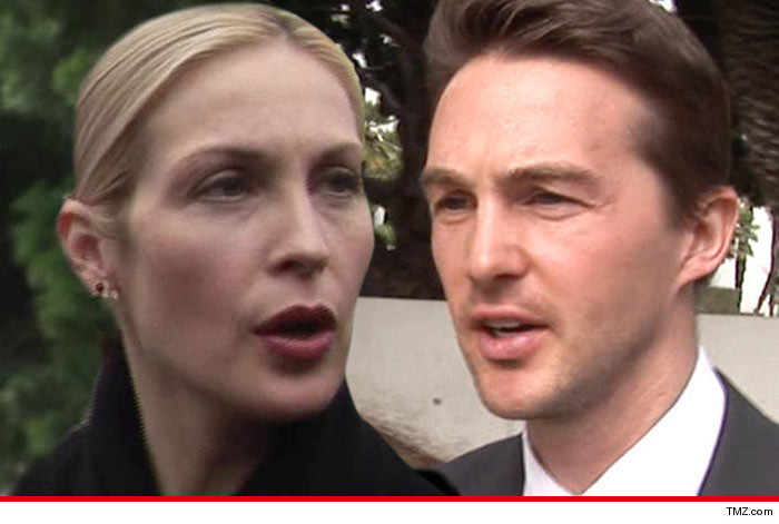 Kelly Rutherford has a problem after declaring she will NOT surrender    Kelly Rutherford And Daniel Giersch